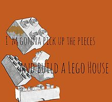 Lego House - Ed Sheeran by TimonPower77