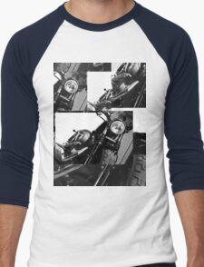 Harley Mashup Men's Baseball ¾ T-Shirt