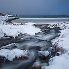 Icy Stream by John Dekker