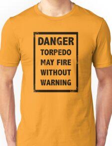 Danger Torpedo T-Shirt