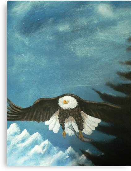eagle by Dan Wagner