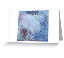 Abstract '10 Greeting Card