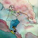 Cloud Riding by loralea