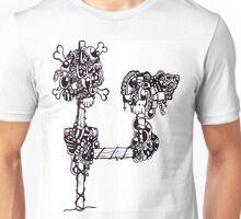 Ventriloquist Unisex T-Shirt