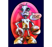 Zonk Photographic Print