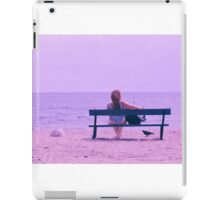 Girl you are not alone   iPad Case/Skin