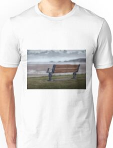 Mumbles memorial bench Unisex T-Shirt