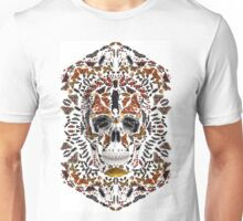 INSECTS SKULL Unisex T-Shirt
