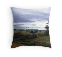 Rural Delight Throw Pillow