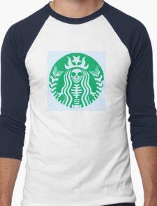 Corporate Coffee Men's Baseball ¾ T-Shirt