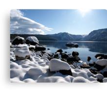 Fallen Leaf Lake - Tahoe 2 Canvas Print