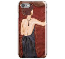 Mysterious Madonna iPhone Case/Skin
