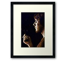 Rusting Out Framed Print