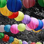 Paper Lanterns by KirstyStewart