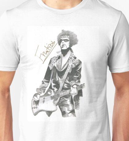 Signed Frankie Poullain  Unisex T-Shirt