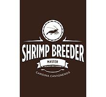 Shrimp Breeder - Master Photographic Print