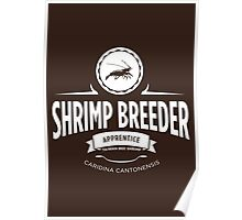 Shrimp Breeder - Apprentice Poster