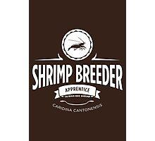 Shrimp Breeder - Apprentice Photographic Print