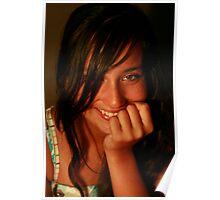 Leilani Posing Poster