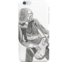 Signed Dan Hawkins iPhone Case/Skin