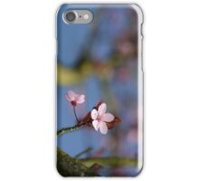 Moss and Blossoms iPhone Case/Skin