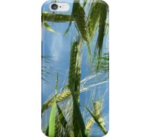 Laying In The Barley iPhone Case/Skin