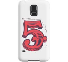 Red 5 Samsung Galaxy Case/Skin