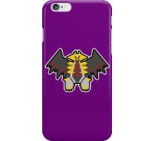 Pocket man: Dragon Satan iPhone Case/Skin