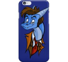 Tenth Doctor Dragon iPhone Case/Skin