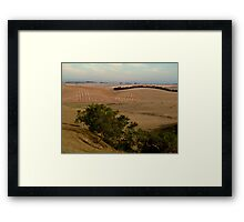 Barrabool Hills Farmlands Framed Print