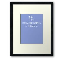 Dumbledore's Army Framed Print