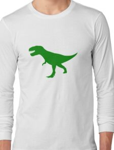 T Rex Dinosaur Long Sleeve T-Shirt