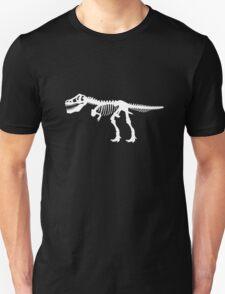 Tyrannosaurus Rex Dinosaur Skeleton T-Shirt