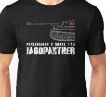 JADGPANTHER Unisex T-Shirt