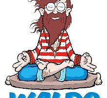 Where's Waldo by FreshPrintsCo