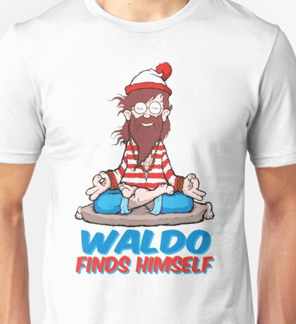 Where's Waldo Unisex T-Shirt