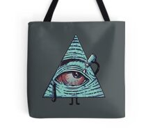 Illuminati are Baked Tote Bag