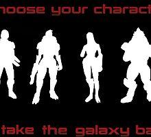 Take galaxy Back  by berabbit