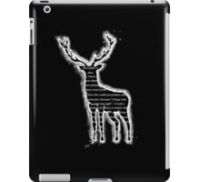Harry Potter Prisoner of Azkaban Prongs iPad Case/Skin