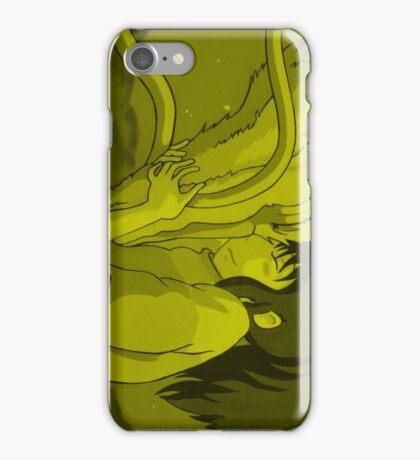 Haku and Chihiro - Spirited Away iPhone Case/Skin