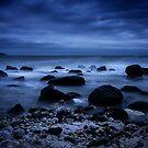 Boulders in Blue by hebrideslight