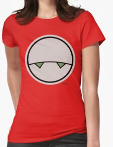 Brain the size of a Planet! Womens Fitted T-Shirt