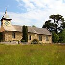 St. Michael and All Angels Church, Croft Castle. by John Dalkin