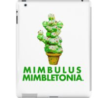 Mimbulus Mimbletonia iPad Case/Skin