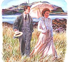 Edwardian Couple by wonder-webb