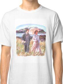 Edwardian Couple Classic T-Shirt