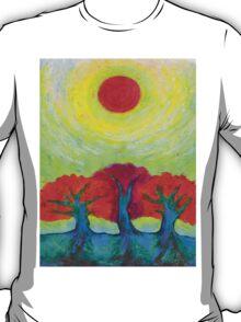 The Sun Three  T-Shirt