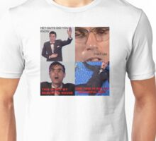 David Byrne Talking Unisex T-Shirt
