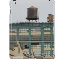 A Water Tower Grows in Brooklyn iPad Case/Skin