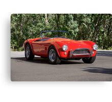 1964 AC Cobra 289 II Canvas Print